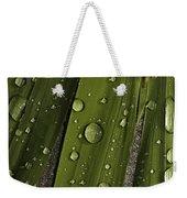 Heavy Rain Weekender Tote Bag