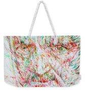 Heidegger Weekender Tote Bag