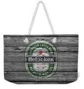 Heineken Weekender Tote Bag
