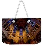 Heinz Memorial Chapel Pittsburgh Pennsylvania Weekender Tote Bag
