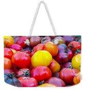 Heirloom Tomatoes V. 2.0 Weekender Tote Bag