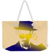 Heisenberg - 4 Weekender Tote Bag