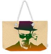 Heisenberg - 8 Weekender Tote Bag