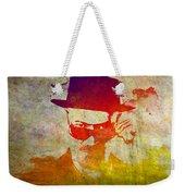 Heisenberg - 9 Weekender Tote Bag
