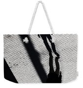 Held By Device  Weekender Tote Bag