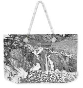Come To Colorado And Fall In Love With Winter  Weekender Tote Bag