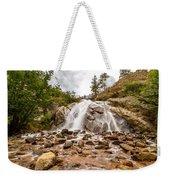 Helen Hunt Falls Visitor Center Weekender Tote Bag