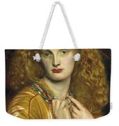 Helen Of Troy Weekender Tote Bag by Philip Ralley