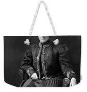 Helen Taft (1861-1943) Weekender Tote Bag