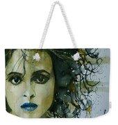 Helena Bonham Carter Weekender Tote Bag