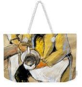 Helene #11 - Figure Series Weekender Tote Bag