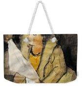Helene #12 - Figure Series Weekender Tote Bag