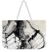 Helene #2 - Figure Series Weekender Tote Bag by Mona Edulesco