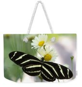 Heliconius Charithonia Weekender Tote Bag