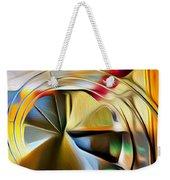 Helix Weekender Tote Bag