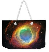 Helix Nebula 2 Weekender Tote Bag by Jennifer Rondinelli Reilly - Fine Art Photography
