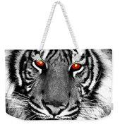Hell Cat Weekender Tote Bag