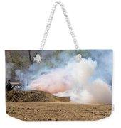 Hell Fire Weekender Tote Bag
