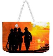 Hell Is For Hero's Weekender Tote Bag
