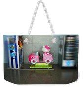 Hello Kitty Car Weekender Tote Bag
