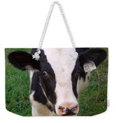 Hello My Name Is Cow Weekender Tote Bag