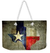Hello Texas Weekender Tote Bag