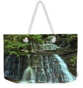 Hells Hollow Falls Weekender Tote Bag
