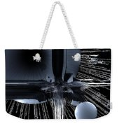 Helm Of Darkness Weekender Tote Bag