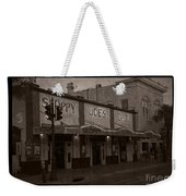 Hemingway Was Here Weekender Tote Bag by John Stephens