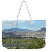 Henderson Nevada Desert Weekender Tote Bag