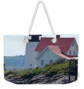 Hendricks Head Lighthouse Weekender Tote Bag