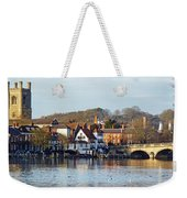 Henley-on-thames Weekender Tote Bag