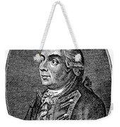 Henry Clinton (1738-1795) Weekender Tote Bag