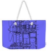 Henry Ford's Internal Combustion Engine Weekender Tote Bag