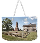 Henry Hill At Manassas Weekender Tote Bag