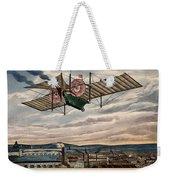 Henson's Aerial Steam Carriage 1843 Weekender Tote Bag