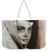 Hepburn De Los Muertos Weekender Tote Bag