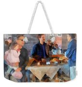 Her First Farmer's Market Weekender Tote Bag