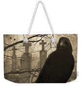 Her Graveyard Weekender Tote Bag