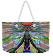 Her Heart Has Wings - Spiritual Art By Sharon Cummings Weekender Tote Bag