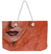 Looking To Her Soul Weekender Tote Bag