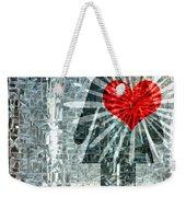 Her Strength Of Heart Weekender Tote Bag