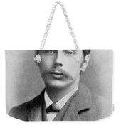 Herbert George Wells (1866-1946) Weekender Tote Bag