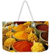 Herbs And Spices Weekender Tote Bag