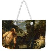 Hercules Deianira And The Centaur Nessus Weekender Tote Bag
