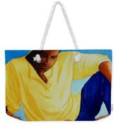 Here And Now Weekender Tote Bag