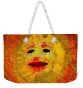 Here Comes The Sun Two Weekender Tote Bag