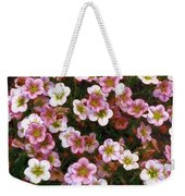 Here's Flowers For You Weekender Tote Bag