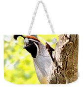 Here's Looking At You Weekender Tote Bag