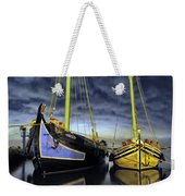 Heritage In Mirrored Water Weekender Tote Bag